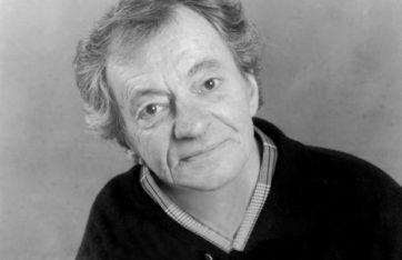 Roland Giguère, poète, peintre et graveur.