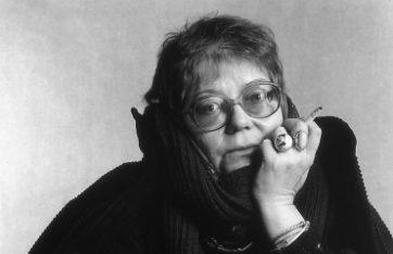 Francine Simonin, peintre, dessinatrice et graveur