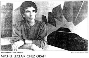 Michel Leclair