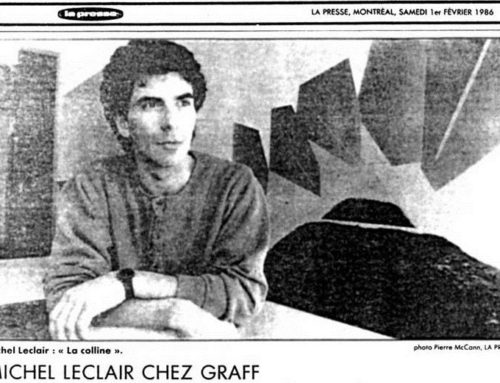 Michel Leclair : l'art de l'illusion