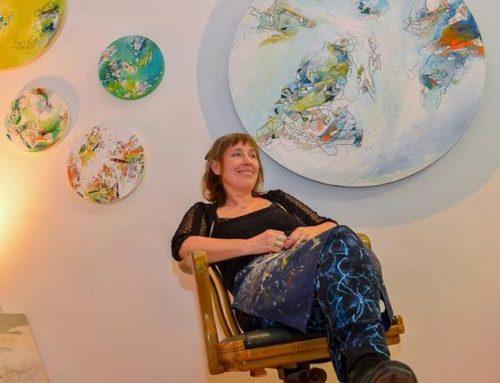 Carole Arbic : inventer un monde