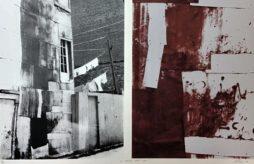 La ruelle vers l'art, Michel Leclair, 1979