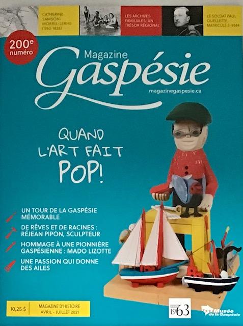 Magazine Gaspésie